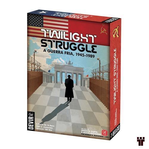 Twilight Struggle  - Tschüss