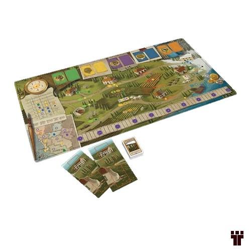 Viticulture: Tuscany Edição Essencial  - Tschüss