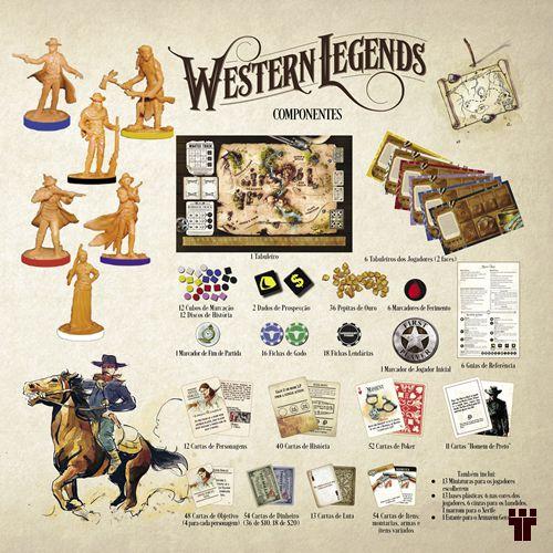 Western Legends  - Tschüss