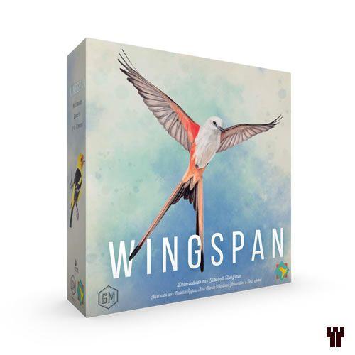 Wingspan  - Tschüss