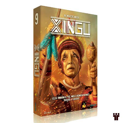 Xingu  - Tschüss