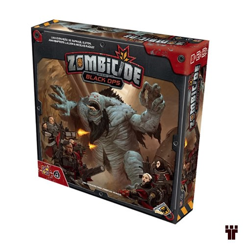 Zombicide Invader: Black Ops  - Tschüss