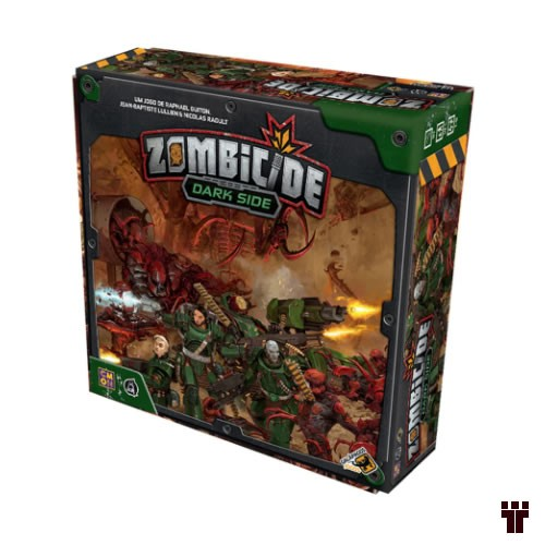 Zombicide Invader: Dark Side  - Tschüss