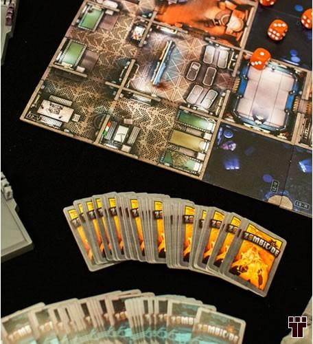 Zombicide Invader: Dark Side  - Tschüss