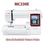 Máquina de Bordar MC230E Janome