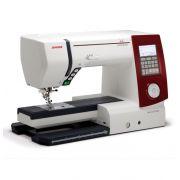 Máquina de Costura e Máquina de Bordar Janome 7700QCP