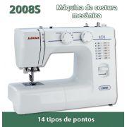 Máquina de Costura  2008s Janome