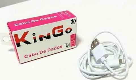Cabo De Dados kingo Usb Para Iphone 5/5s
