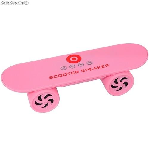 caixa de som skate