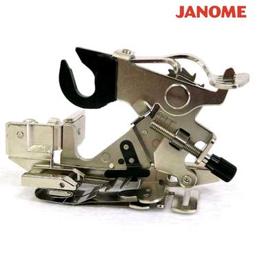 Calcador Ruffler de franzir Janome