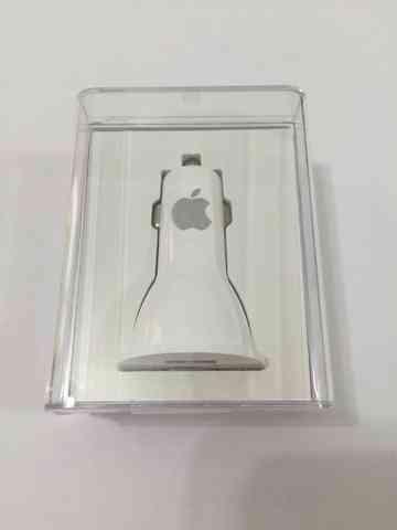Carregador Veicular Apple 2 Duplo Usb