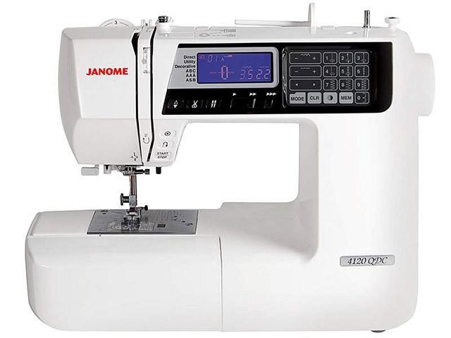 Máquina de Costura Eletrônica  4120QDC Janome
