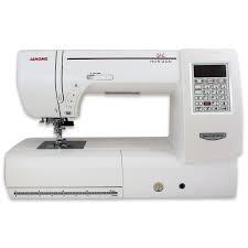 Máquina de Costura Eletrônica 8200QCP Janome