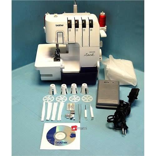 Máquina de Costura Overloque 3034D Brother