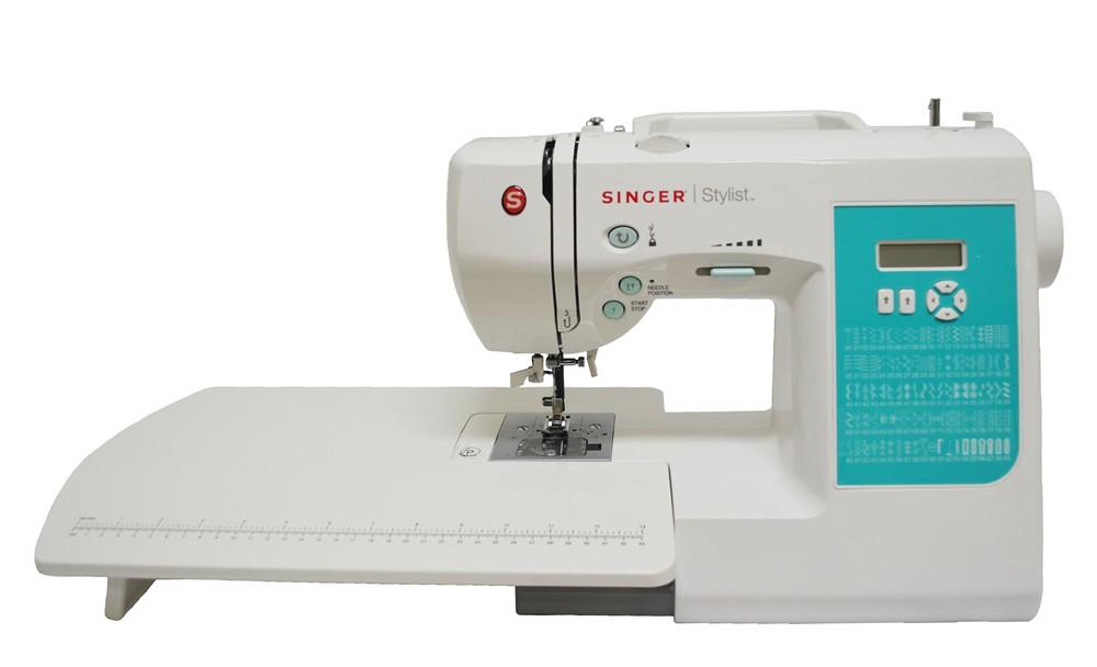 Máquina de Costura Portátil Stylist 7258 Singer