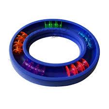 Porta bobina circular de plastico  westpress