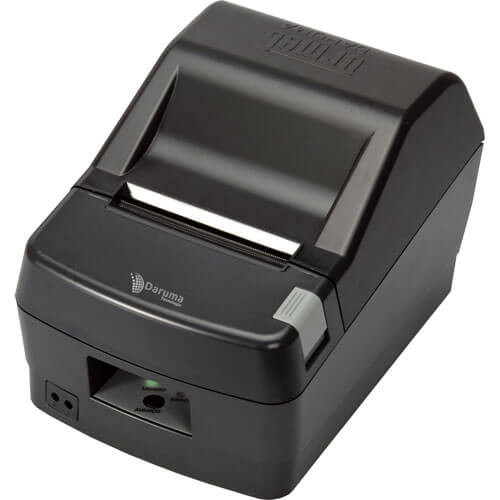 Impressora térmica Daruma modelo DR800 USB e SERIAL / GUILHOTINA  - Loja Campinas WCOM Soluções