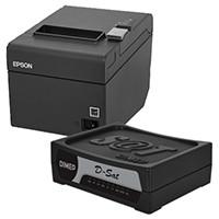 KIT SAT Dimep D-SAT + Impressora Epson TM-T20 USB / GUILHOTINA  - Loja Campinas WCOM Soluções