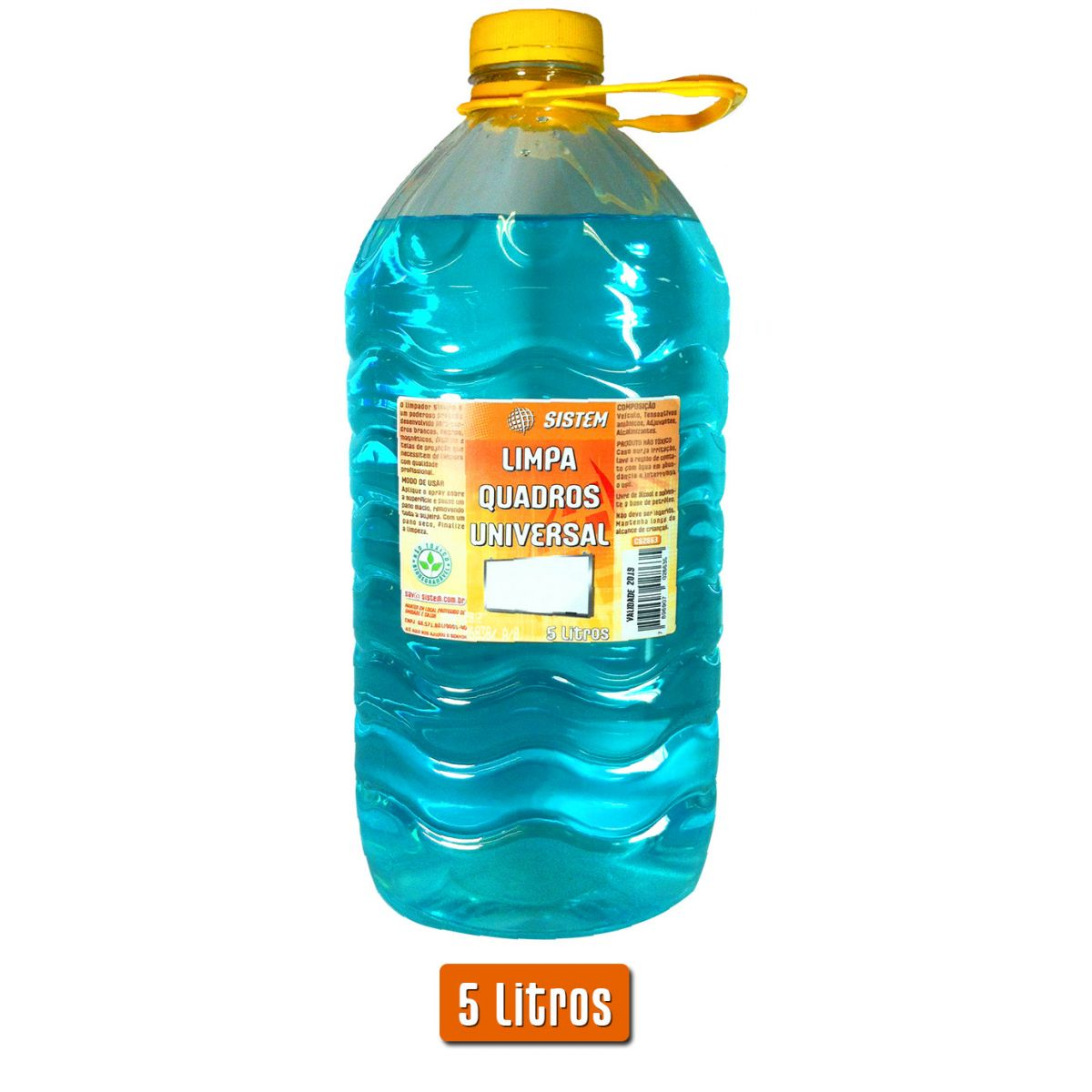 LÍQUIDO de LIMPEZA PARA QUADROS | 60 ml | 240 ml | 500 ml | 1 Litro | 5 Litros