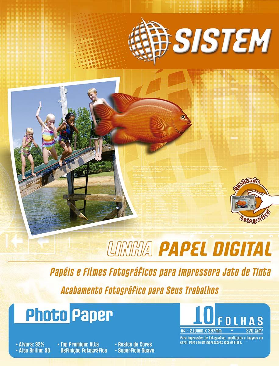 PHOTO PAPER | A4 | 270g/m²