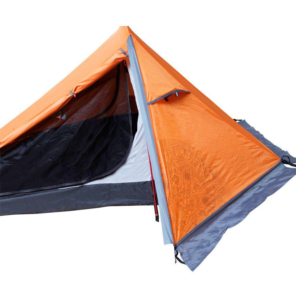 Barraca Camping Nepal 2 Pessoas Super Resistente Água 6.000m - Azteq  - AVENTÚ