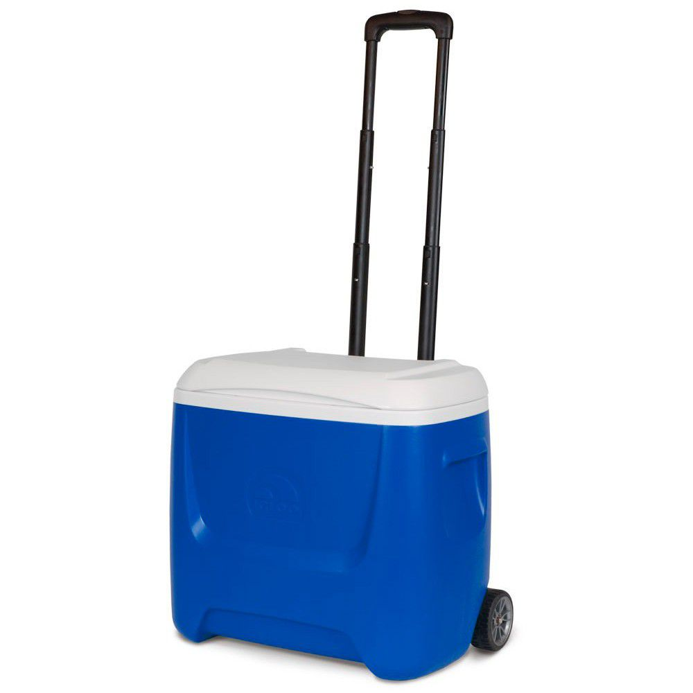 Caixa Térmica Igloo Island Breeze 28 QT Roller Azul - Nautika