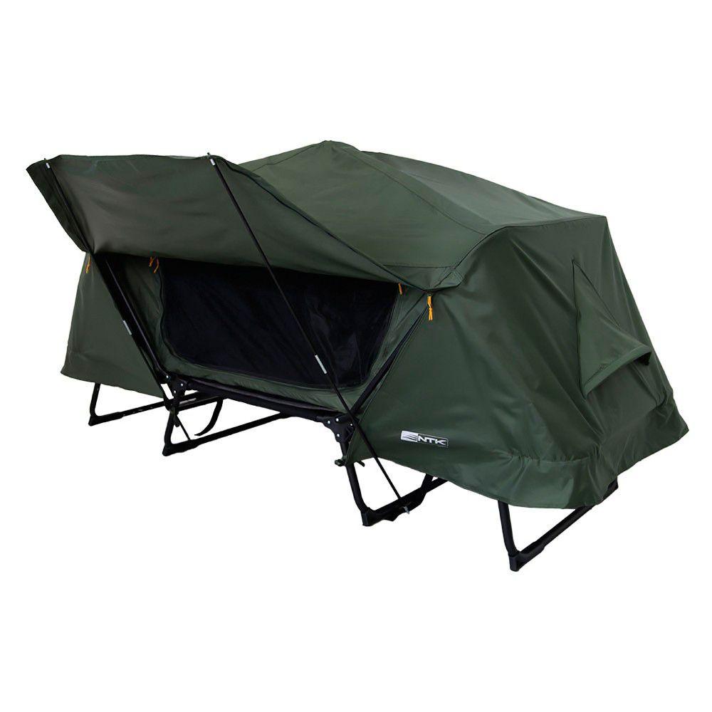 Cama Multifuncional  p/ Camping 4 em 1 Tatu - Nautika