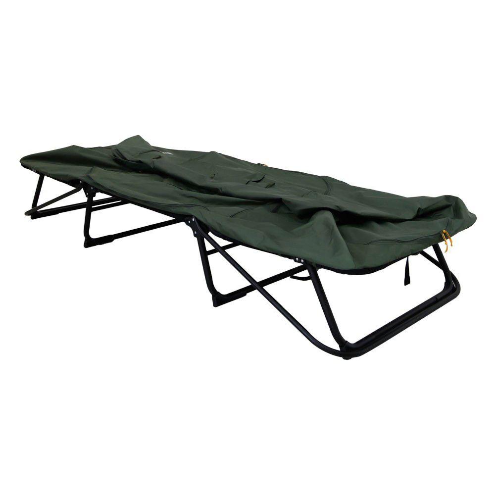 Cama Multifuncional  p/ Camping 4 em 1 Tatu - Nautika  - AVENTÚ