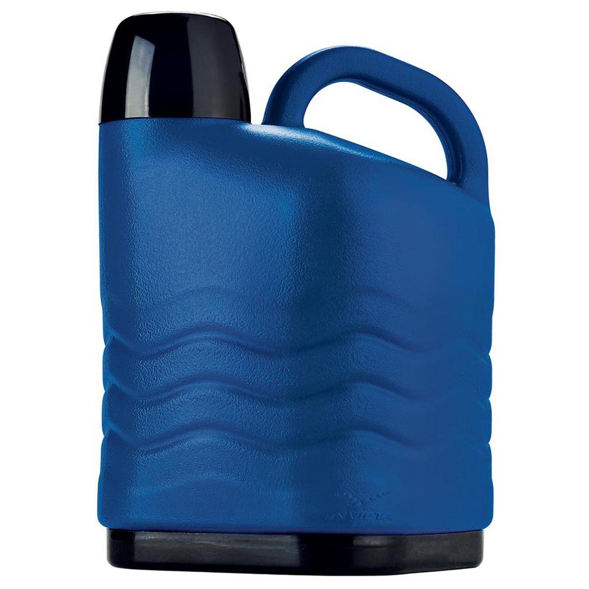 Garrafa Térmica  5 Litros Azul - Invicta