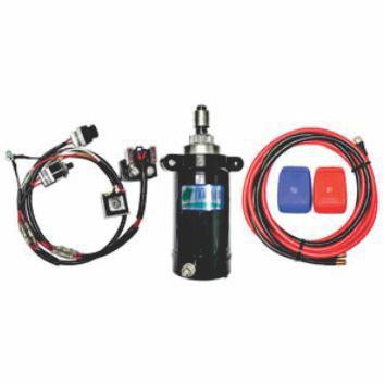 Kit Partida Elétrica Motor Popa todas Marcas 15  20  25  30  35  40 HP