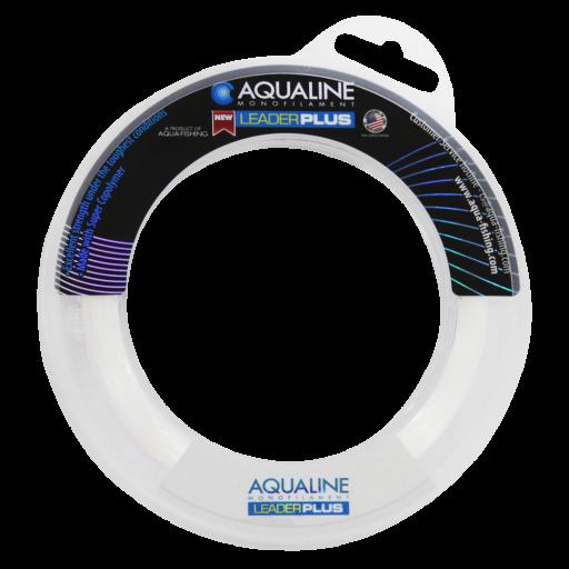 Linha Sphere Leader Plus 0,50mm 60m 30LB Transparente - Aqua Line  - AVENTÚ