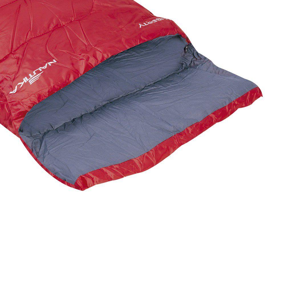 Saco de Dormir Tipo Envelope Liberty 4°C á 10°C - Nautika  - AVENTÚ