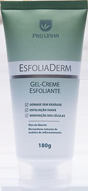EsfoliaDerm - Bisnaga 180g