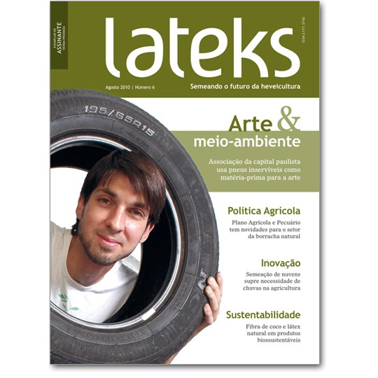 Revista Lateks 006 08/2010