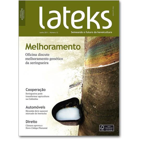 Revista Lateks 012 FSC 06/2011