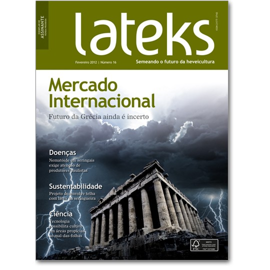 Revista Lateks 016 FSC 02/2012