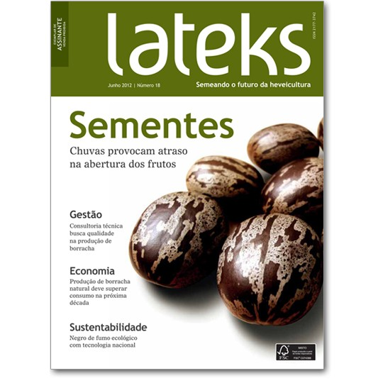 Revista Lateks 018 FSC 06/2012