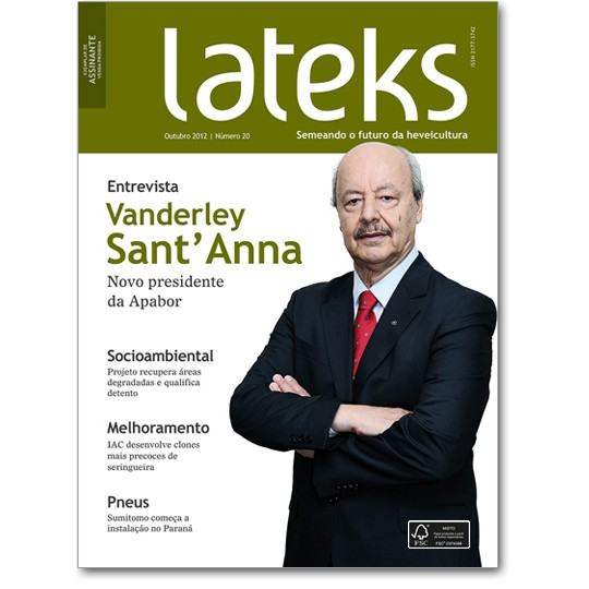 Revista Lateks 020 FSC 10/2012