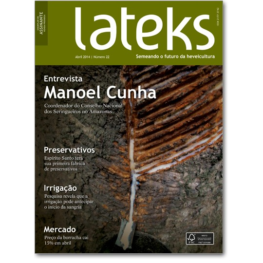 Revista Lateks 022 FSC 04/2014