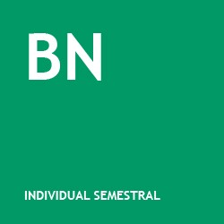 Borracha Natural Individual Semestral
