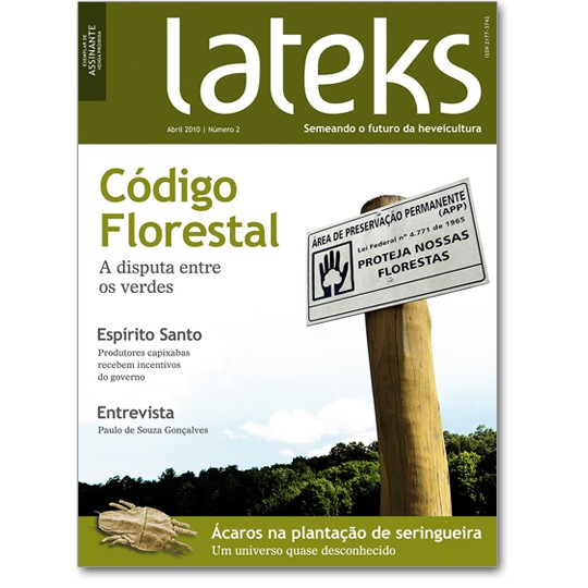 Revista Lateks 002 04/2010
