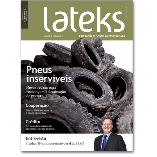 Revista Lateks 003 05/2010