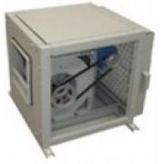 Caixa de Ventilação c/Exaustor Centrifugo Siroco Dupla Mod: CVSD-277 Arranjo 3