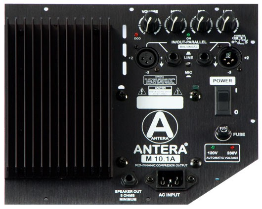 Caixa Antera Retorno M10.1A - Ativa  - Transa Som Instrumentos Musicais