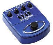 Pedal Behringer GDI-21 - Transa Som Instrumentos Musicais
