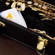 Saxofone Soprano em Sib Eagle SP 502 - Transa Som Instrumentos Musicais