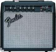 Cubo Fender Frontman 15G - 15 W - Transa Som Instrumentos Musicais