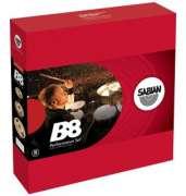 Set de Pratos Sabian B8 5003 - Transa Som Instrumentos Musicais