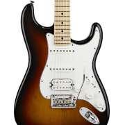 Guitarra Fender Americana Standard Stratocaster c/ Case - Sunburst - Transa Som Instrumentos Musicais