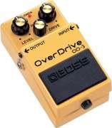 Pedal Boss OD-3 Overdrive para Guitarra - Transa Som Instrumentos Musicais